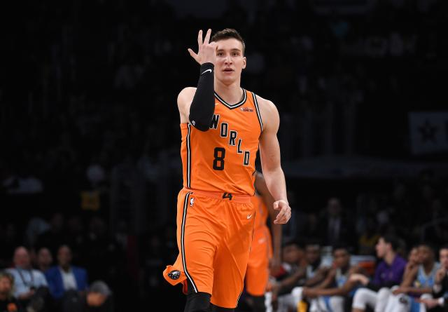 Богдановиќ по МВП наградата веќе во ТОП 3  руки ѕвезди  во НБА