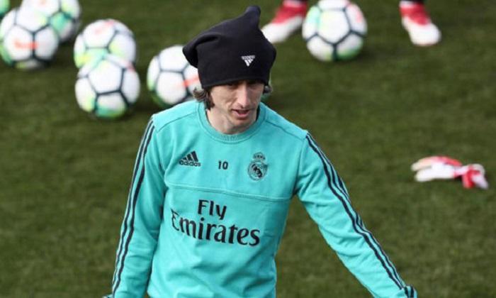 Нема крај на проблемите во Реал  се повреди и Модриќ