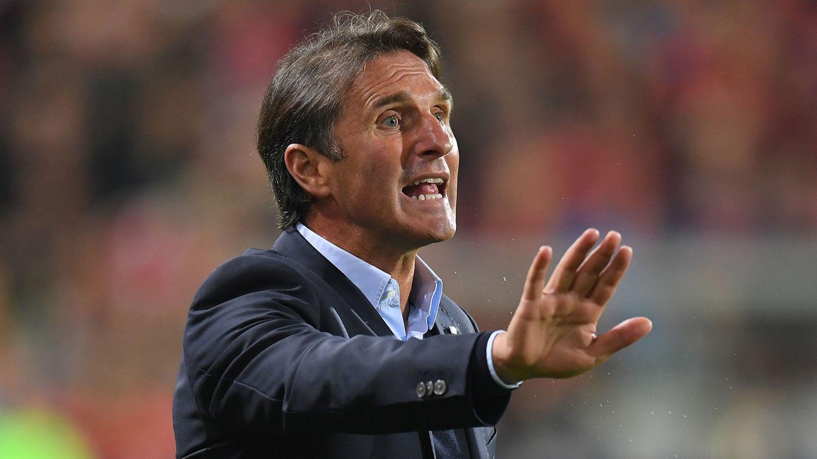 Бруно Лабадија  нов тренер на Волфсбург