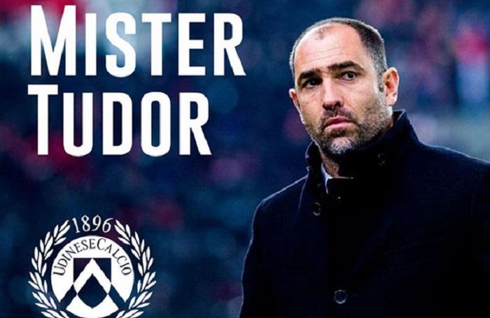 Игор Тудор се врати назад во  Серија А